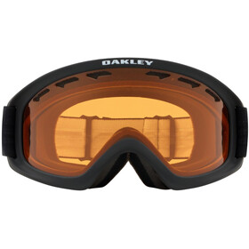 Oakley O Frame 2.0 Pro XS Snow Goggles Youth matte black/persimmon & dark grey